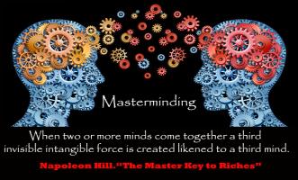 masterminding and peer mentoring